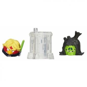 Игрушки, Фигурка Angry Birds Star Wars в ассортименте HASBRO 244997, фото