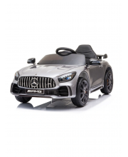 Электромобиль Mercedes AMG GT MB-7 silver Tommy