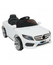 Электромобиль Mercedes E63 AMG MB-4 white Tommy