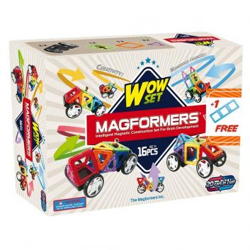 Магнитный конструктор Wow set