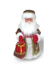 Дед мороз со звуком 30 см S+S Toys