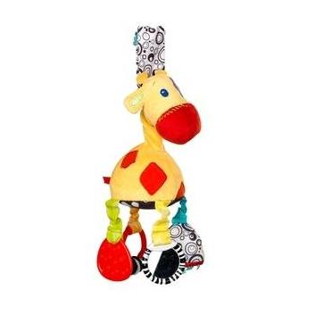 Игрушки, Развивающая игрушка Жираф  Bright Starts 653280, фото