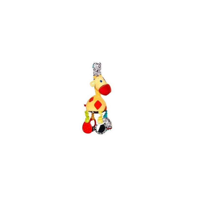 Bright Starts Развивающая игрушка Жираф прорезыватель bright starts динозаврик желтый 52029 2