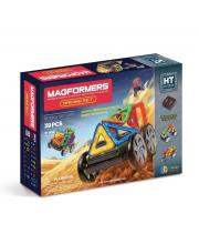 Магнитный конструктор Racing set MAGFORMERS