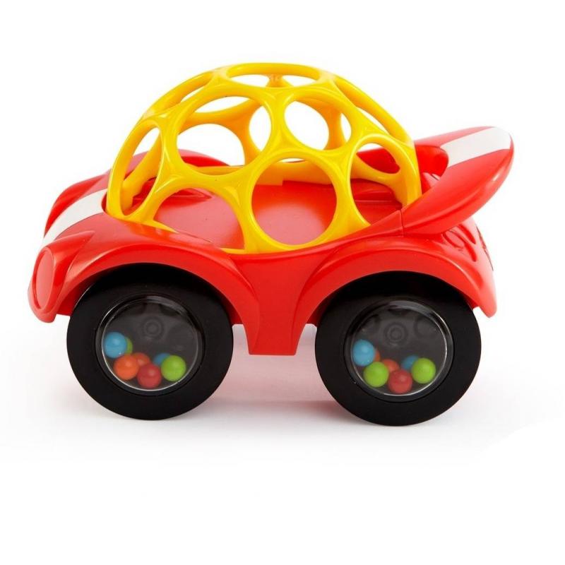 Oball Развивающая игрушка Машинка машинки toystate машинка toystate
