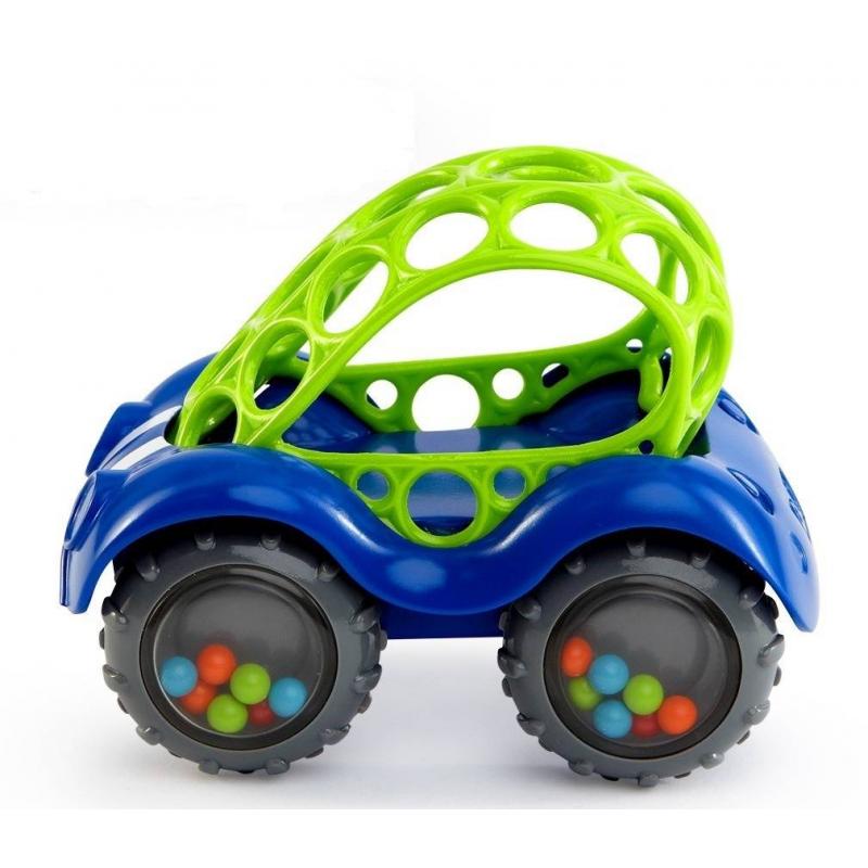 Oball Развивающая игрушка Машинка babyono развивающая игрушка гимнастика малыша