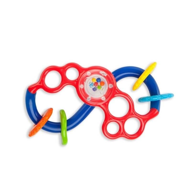 Развивающая игрушка Веселые завитки