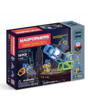 Магнитный конструктор Magic Space MAGFORMERS