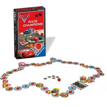Настольная игра Тачки-2: чемпион гонок