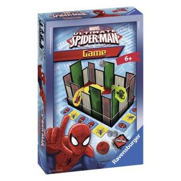 Игрушки, Настольная игра Человек-паук в городе RAVENSBURGER 653359, фото