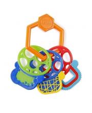 Прорезыватель Разноцветные ключики Oball