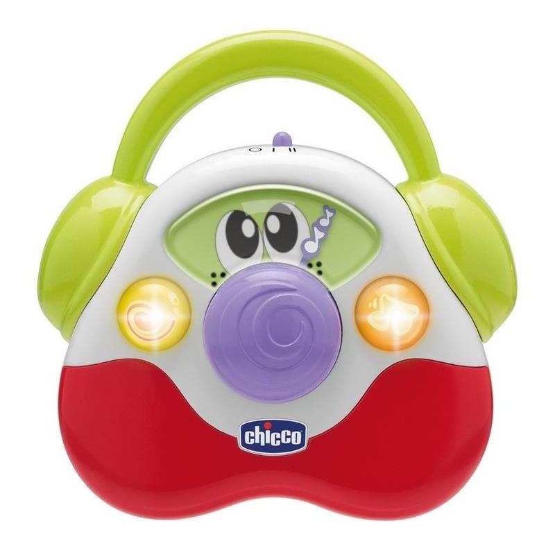 Chicco Игрушка музыкальная Детское Радио музыкальная игрушка удивительный гриб babybaby в смоленске