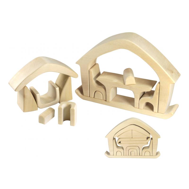 Конструктор Домик с мебельюКонструктор Домикс мебелью марки Сказки дерева.<br>Деревянный конструктор состоит из15 гладких деталей, с помощью которых ребеноксоберетнебольшой домик с мебелью, которую можно использовать отдельно в кукольных домиках.Благодаря занятиям с конструктором ребенок развивает мышление, мелкую моторику пальцев и просто проводит весело время.<br>Размер:20х13х3см.<br><br>Возраст от: 3 года<br>Пол: Не указан<br>Артикул: 647503<br>Бренд: Россия<br>Размер: от 3 лет