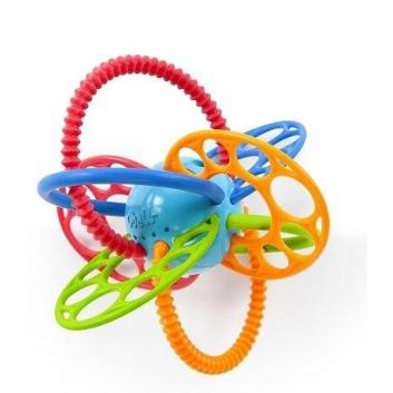 Развиващая игрушка Яркие петельки