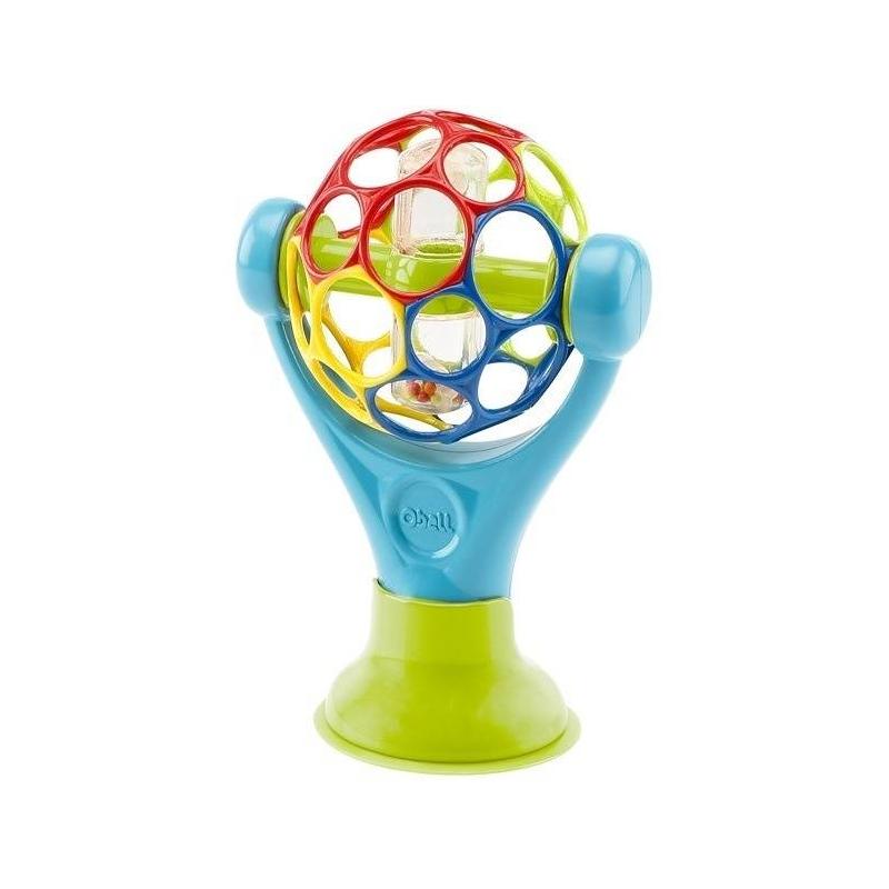 Oball Развивающая игрушка на присоске