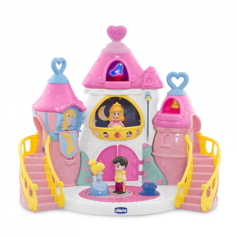 Волшебный замок Принцесс Disney