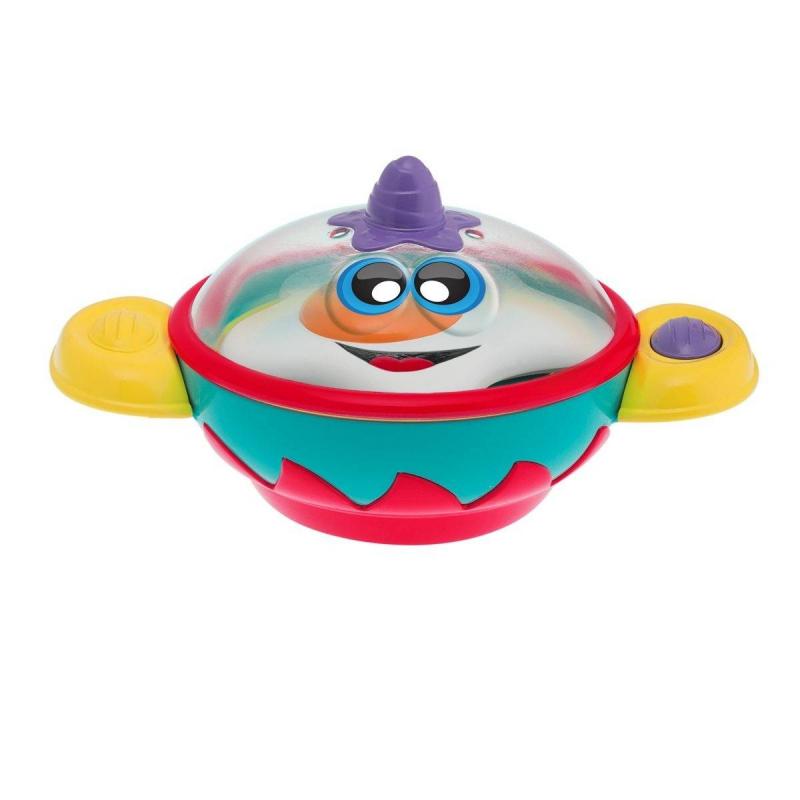 Chicco Музыкальная Кастрюлька Стэн chicco chicco музыкальная игрушка mr ring