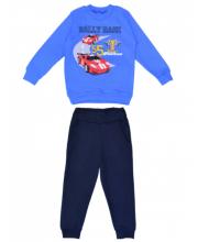 Комплект толстовка и брюки Счастливая Малинка