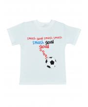 Футболка для мальчика Счастливая Малинка