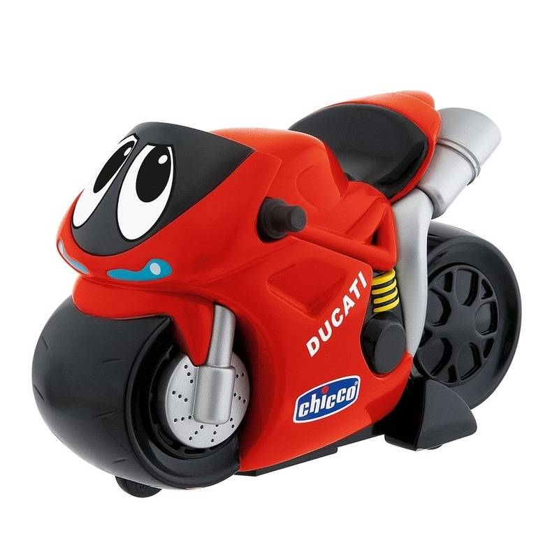 Турбо мотоцикл Ducati