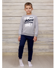 Комплект джемпер и брюки Счастливая Малинка