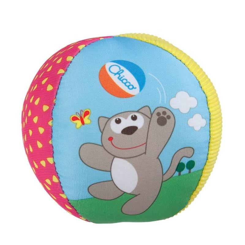 Купить Мягкий мячик, Chicco, от 3 месяцев, Не указан, 653488