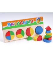Логика Геометрия Круг ТОМИК