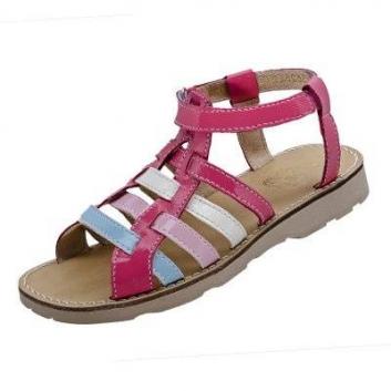 Обувь, Босоножки Топ-Топ (малиновый), фото