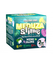 Набор для опытов Медуза слайм, серебристый металлик Инновации для детей