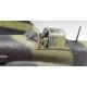 Игрушки, Сборная модель Советский штурмовик Ил-2 1942 г ZVEZDA 389925, фото 6
