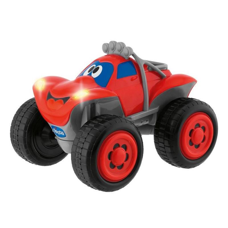 Chicco Машинка Билли большие колеса игрушка chicco билли yellow 617590