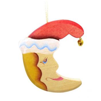Игрушки, Подвеска Месяц с бубенчиком Сказки дерева 647555, фото