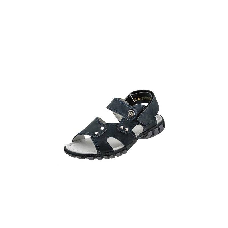 СандалетыСандалетычерногоцвета марки Топ-Топдлямальчиков.<br>Стильные однотонные сандалеты на липучке выгодно подчеркнуты контрастной строчкой, а также серебристой фурнитурой.Подошва из ТЭП легкая и упругая,такжеимеет высокую стойкость к истиранию, такая обувь прослужит долго. Стелька из натуральной кожи позволяет ножкам дышать и отличается исключительной мягкостью.<br><br>Размер: 29<br>Цвет: Черный<br>Пол: Для мальчика<br>Артикул: 647689<br>Бренд: Россия<br>Страна производитель: Россия<br>Сезон: Весна/Лето<br>Материал верха: Искусственная кожа<br>Материал стельки: Натуральная кожа<br>Материал подошвы: ТЭП (термопластик)