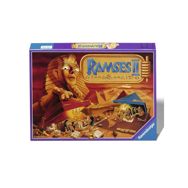 RAVENSBURGER Настольная игра Рамзес II darkness ii специальное издание игра для pc