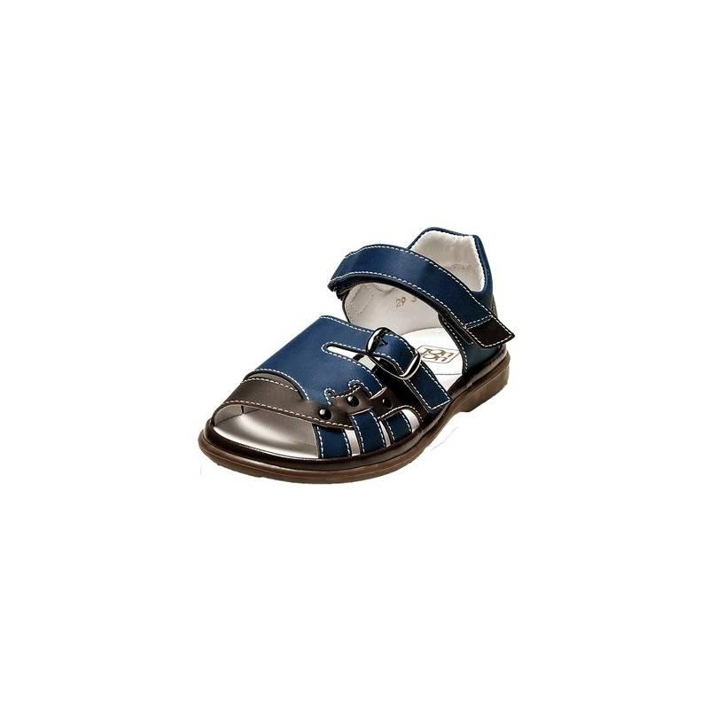 СандалетыСандалеты коричневого цвета марки Топ-Топдля мальчиков.<br>Стильные сандалеты на липучке выгодно подчеркнуты контрастной строчкой, а также вставками синегоцвета.Подошва из ТЭП легкая и упругая,такжеимеет высокую стойкость к истиранию, такая обувь прослужит долго. Стелька из натуральной кожи позволяет ножкам дышать и отличается исключительной мягкостью.<br><br>Размер: 28<br>Цвет: Коричневый<br>Пол: Для мальчика<br>Артикул: 647641<br>Бренд: Россия<br>Страна производитель: Россия<br>Сезон: Весна/Лето<br>Материал верха: Искусственная кожа<br>Материал стельки: Натуральная кожа<br>Материал подошвы: ТЭП (термопластик)