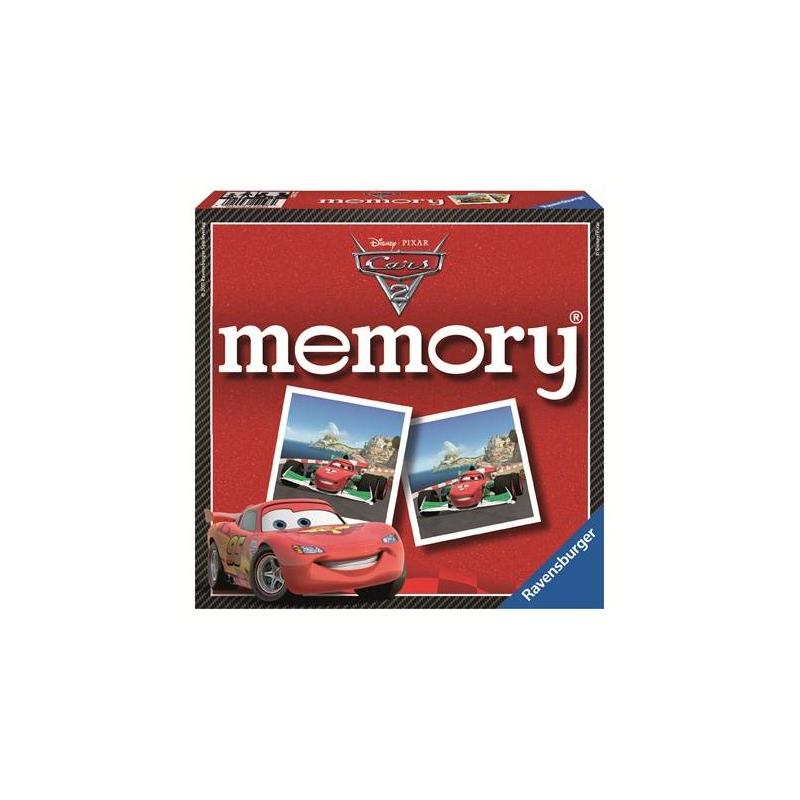 Настольная игра Тачки 2 72 карточкиНастольная игра Тачки 2 72 карточки маркиRavensburger для мальчиков.<br>Ребенку предстоит запомнить расположение карточек с картинками, а потом найти 2 одинаковых, открывая одновременно только 2 картинки. Цель игры: набрать как можно больше пар. Победитель тот, у кого большее число пар.<br>Количество игроков: 2–8<br>Продолжительность игры: 20–30 минут<br>Комплектация: 72 карточки.<br>Развивает образное и логическое мышление, наблюдательность, память.<br><br>Возраст от: 4 года<br>Пол: Для мальчика<br>Артикул: 653352<br>Бренд: Германия<br>Лицензия: Disney<br>Размер: от 4 лет