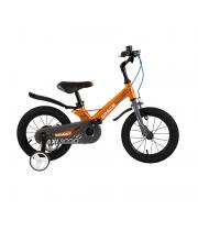 Детский двухколесный велосипед Space Делюкс плюс 14 Maxiscoo