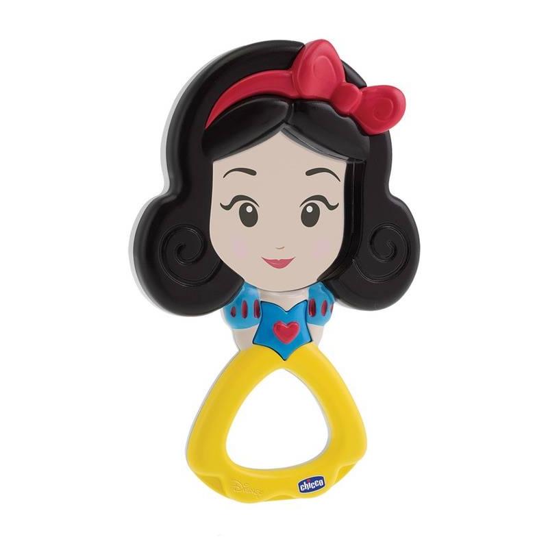 Погремушка Волшебное зеркальце БелоснежкиПогремушка Волшебное зеркальце Белоснежки маркиChicco.<br>Музыкальная игрушка с изображением принцессы Disney. Если нажать на сердечко, то в зеркале появится лицо Белоснежки.<br><br>Возраст от: 6 месяцев<br>Пол: Для девочки<br>Артикул: 653545<br>Бренд: Италия<br>Лицензия: Disney<br>Размер: от 6 месяцев