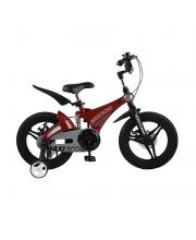 Детский двухколесный велосипед Galaxy Делюкс плюс 14 Maxiscoo