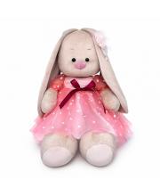 Мягкая игрушка Зайка Ми Большой в пышном платье 34 см BUDI BASA