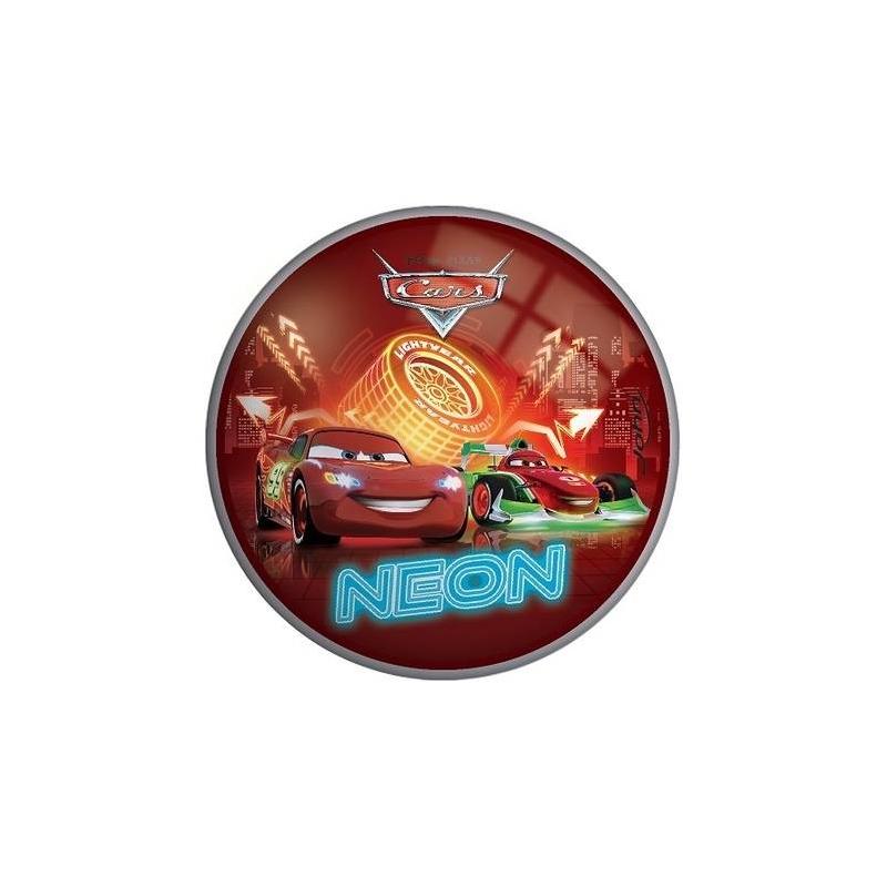 John Мяч Тачки Неон 4,9 см