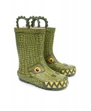 Резиновые сапоги Кроко
