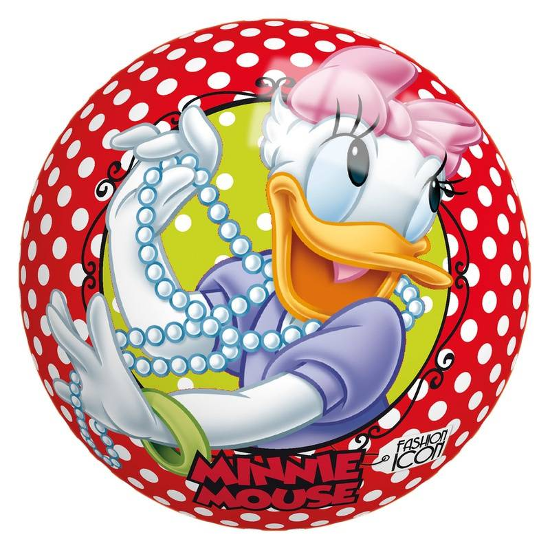Купить Мяч Минни 13 см, John, от 12 месяцев, Для девочки, 653408, Китай
