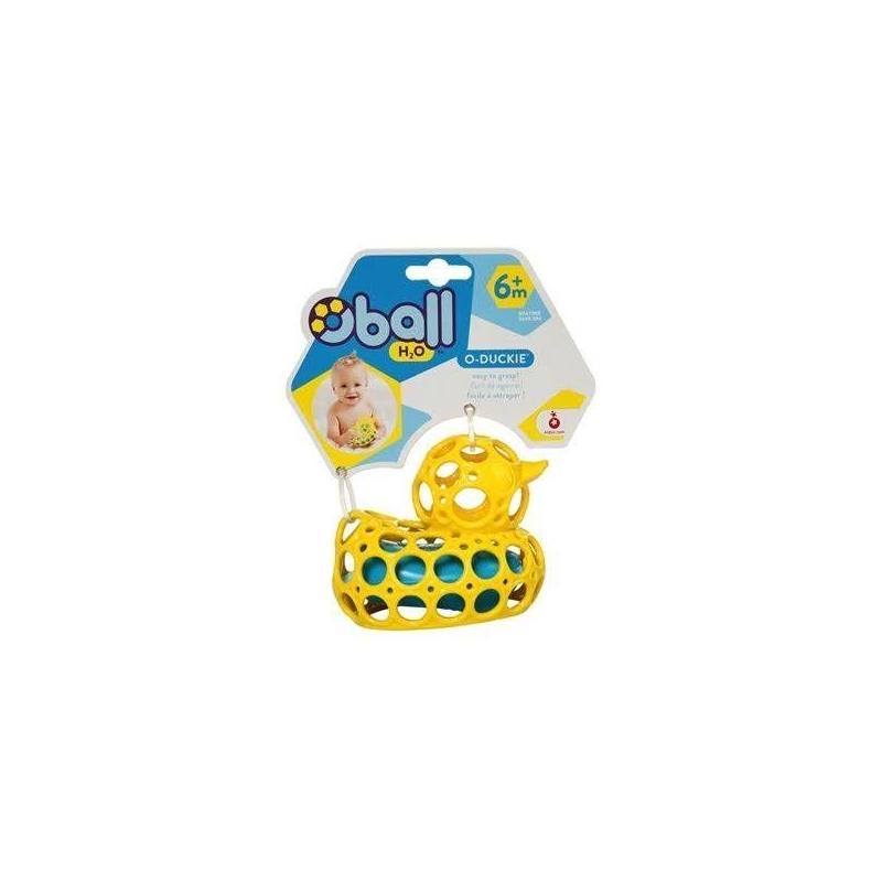 Oball Игрушка для купания Уточка funny ducks игрушка для ванной уточка цвет желтый
