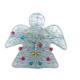 Товары для праздника, Набор ёлочных украшений Ангел 2 шт S+S Toys 248389, фото 1