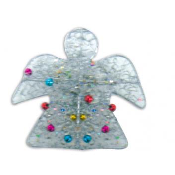 Товары для праздника, Набор ёлочных украшений Ангел 2 шт S+S Toys 248389, фото