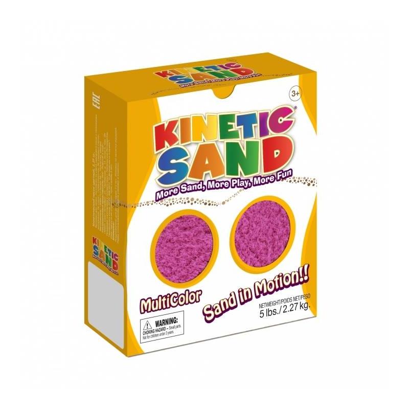 WABA FUN Песок для лепки Kinetic sand 2,27 кг kinetic sand waba fun 2 27 кг зеленый