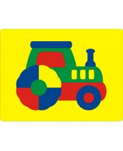 Мозаика Трактор