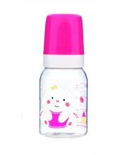 Бутылочка Sweet fun тритановая с силиконовая соской 120мл 3м Canpol Babies
