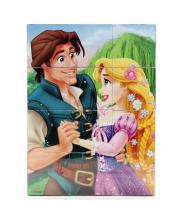 Набор кубики Принцессы 12 шт Играем Вместе